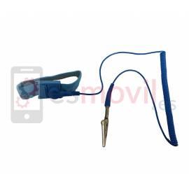 munequera-esd-antiestatica-ajustable-cable
