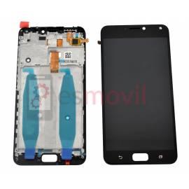 Asus ZenFone 4 Max ZC554KL / X001D Lcd + tactil + marco negro