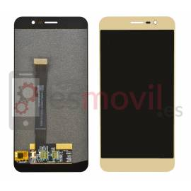 ZTE Blade A910 Lcd + tactil oro