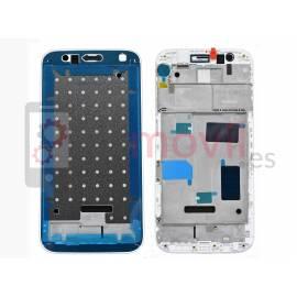 Huawei G8 Marco frontal blanco