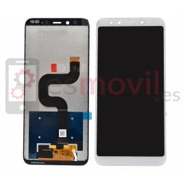 Xiaomi Mi A2 Lcd + tactil blanco
