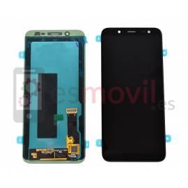 Samsung Galaxy J6 2018 J600f Lcd + tactil negro GH97-21931A Service Pack