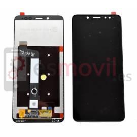 Xiaomi Redmi Note 5 Lcd + tactil negro