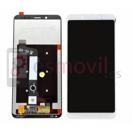 Xiaomi Redmi Note 5 Lcd + tactil blanco