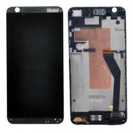 HTC Desire 820 Lcd + tactil + marco negro