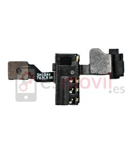 Huawei P8 Max Conector jack + microfono