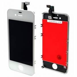 iPhone 4S Lcd + tactil blanco compatible