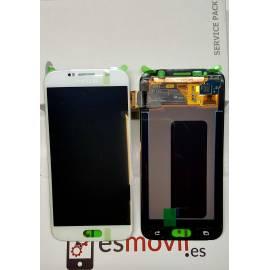 Samsung Galaxy S6 G920f Lcd + tactil blanco GH97-17260B