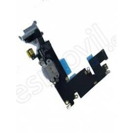 Apple iPhone 6 Plus Flex de carga + conector jack gris