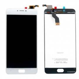 Meizu M3 Note Lcd + tactil blanco ( Version especial L681H )