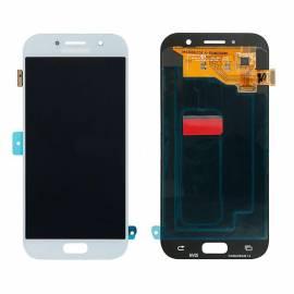 Samsung Galaxy A5 2017 A520f Lcd + tactil azul claro GH97-19733C Service Pack