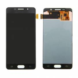 Samsung Galaxy A5 2016 A510f Lcd + tactil negro GH97-18250B Service Pack
