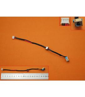 Conector DC jack con cable para portatil Packard Bell Easynote Pew91