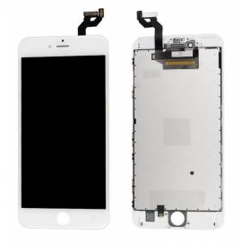 iPhone 6S Lcd + tactil + componentes blanco compatible