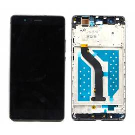 Huawei P9 Lite Lcd + tactil + marco negro