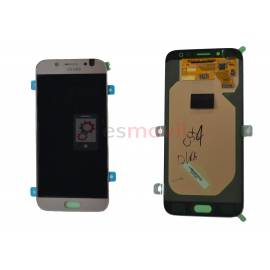 Samsung Galaxy J7 2017 J730f  Lcd + tactil oro GH97-20736C / GH97-20801C Service Pack