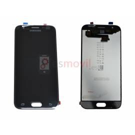 Samsung Galaxy J3 2017 J330f Lcd + tactil negro GH96-10969A Service Pack