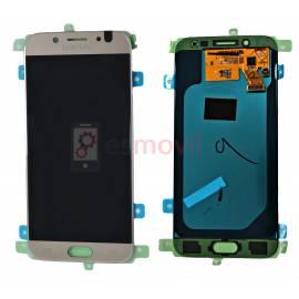 Samsung Galaxy J5 2017 J530f GH97 Lcd + tactil oro GH97-20738C Service Pack