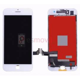 iPhone 7 Lcd + tactil + componentes blanco compatible