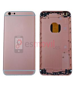 Apple iPhone 6S Plus Carcasa trasera rosa