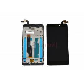 Xiaomi Redmi Note 4X Lcd + tactil + marco negro (Snapdragon)