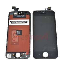 Apple iPhone 5 Lcd + tactil negro
