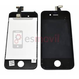 iPhone 4 Lcd + tactil negro compatible