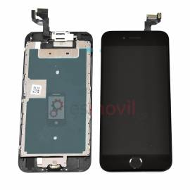 Apple iPhone 6S Lcd + tactil + componentes negro