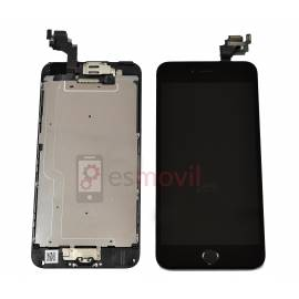 Apple iPhone 6 Plus Lcd + tactil + componentes negro