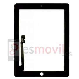 Apple iPad 3 / iPad 4 / New iPad Tactil negro